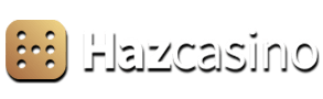 Hazcasino Logo from Mirage Casinos