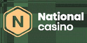 National Casino logo from TechSolutions Casinos